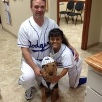 Halloween Dodgers - Barlow Trail Veterinary Clinic